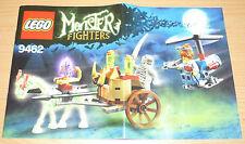 Lego Monster Fighters Bauplan für 9462, only instruction