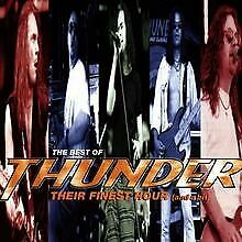 Their Finest Hour-Best of von Thunder | CD | Zustand sehr gut
