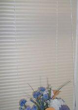 Harrison Drape Venetian Blind / Blinds PVC Cream Width 105cm x Drop 160cm NEW