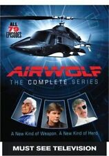 Airwolf The Complete Series 1 2 3 4 Season One Two Three Four DVD
