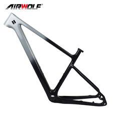 AIRWOLF Mountainbike Kohlefaser Fahrradrahmen 29 Zoll Mtb Rahmen Carbonrahmen