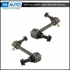 MOOG Rear Sway Stabilizer Bar End Links Left & Right Pair Set for Chevy GMC Olds
