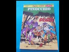 PINOCCHIO – ALAN FORD (SPIN-OFF nr. 4 del 2002)