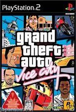 Used PS2 Grand Theft Auto Vice City Cero Z GTA  SONY PLAYSTATION JAPAN IMPORT