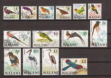 MALAWI 1968 SG 310/23 Fine Used Cat £90