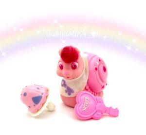 ⭐️ Keypers ⭐️ Vintage Tonka Pearl Baby Snail Complete w/Accessories Cute!