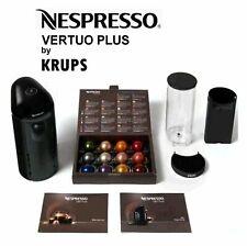 Máquina De Café Nespresso vertuo Plus por Krups-XN903840-Negro piano