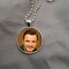 Shane Filan Necklace Pendant