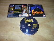 Castlevania: Symphony of the Night COMPLETE Black Label PS1