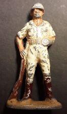 Figurine QUIRALU - L'AFRIQUE EQUATORIALE - COLONIAL - Rare