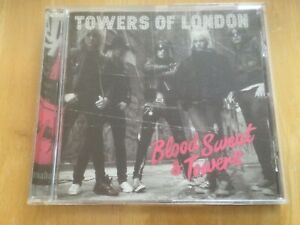 Towers of London - Blood Sweat & Towers (CD)
