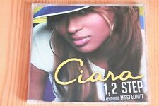 Ciara Feat Missy Elliott – 1, 2 Step - 2 tracks - Boitier neuf CD single promo