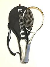 """WILSON NCODE NBLADE 4 1/2"""" GRIP  106 SQ. IN. TENNIS RACQUET WITH CASE"""