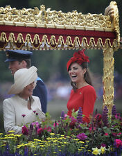 Catherine, Duchess of Cambridge & Camilla, Duchess of Cornwall photo - H5962