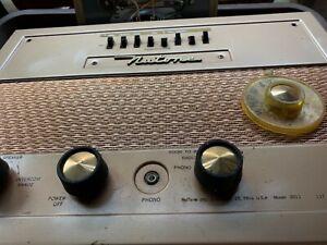 NuTone Vintage Radio intercom