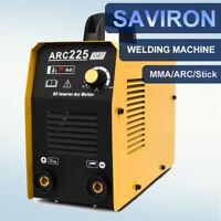 MMA ARC Stick Welder 225Amp IGBT Inverter Welding Machine for Household 110/220V