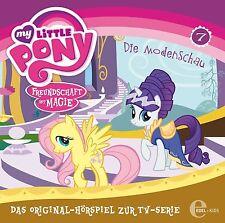 CD * MY LITTLE PONY - 7 - DIE MODENSCHAU  # NEU OVP &