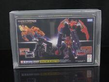 Transformers MP-15/16-E Masterpiece Cassettes + Coin [AFA 90] Takara