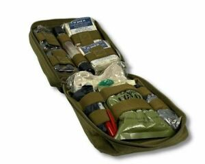 Combat IFAK First Aid Kit, Military issue