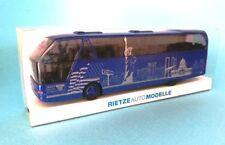Neoplan Starliner World Wide Gruppenreisen RIETZE AUTO MODELLE BUS 62025 1/87
