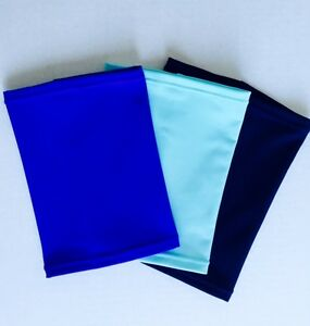 3 Pack Picc Line Covers-Including Royal Blue, Pale Blue and Navy