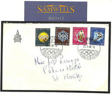 MS1613 1948 Switzerland/St. Moritz Olympics FDC/Palace Hotel Illustrated E