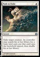 Path to exile // nm // comandante // Engl. // Magic the Gathering