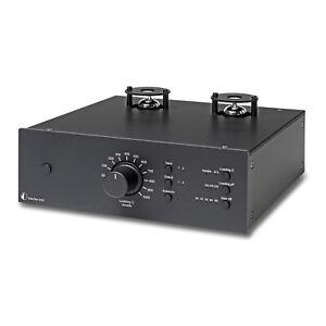PRO-JECT - Tube Box DS2 Röhren-Phonovorverstärker - Schwarz