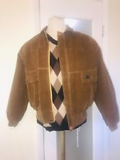 Mens Brown Collection V  Italian Jacket