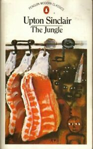 The Jungle (Modern Classics) by Sinclair, Upton Paperback Book The Cheap Fast