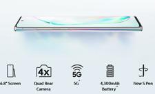 Latest Samsung Galaxy Note 10+ 256gb Brand New Agsbeagle