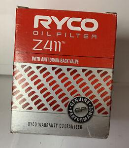 RYCO Z411 Oil Filter