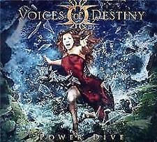 VOICES OF DESTINY - Power Dive - Limit. Digipak-CD - 205734