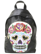 Betsey Johnson Women's Bag Of Bones Black/Multi Backpack Bag