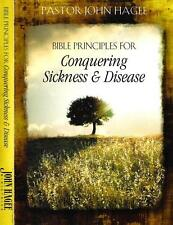 Bible Principles for Conquering Sickness & Disease - 2 Cds - John Hagee - Sale !