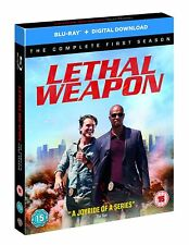 Lethal Weapon - Season 1 [2017] (Blu-ray)
