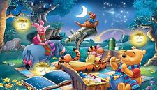 Winnie the Pooh Poster Length: 800 mm Height: 500 mm  SKU: 1914