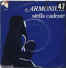 "ARMONIUM - Stella cadente - VINYL 7"" 45 LP 1976 VG+/VG- CONDITION"