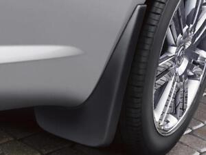 NEW 2008-2014 Chrysler 200 Convertible Deluxe Splash Guards Rear Set 2 OEM MOPAR