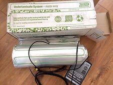 Heat Mat Underfloor Heating Underlaminate System 4.5sqm 140w ULS-140-0450