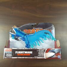 Dreamworks Dragons Action Dragon Toy Figure Flightmare
