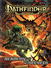 Pathfinder Module: Academy of Secrets  Brian Cortijo  RPG 3.5 Source Paizo 2011