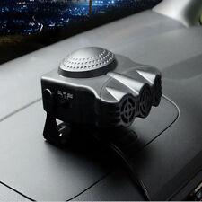 Adjustable Car Fan Heater Electric Air Radiator Warmer Heat Defroster Demister C