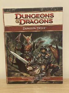 Dungeon Delve: A 4th Edition D&D Supplement (D&D Adventure) Slavicsek, Bill,Noon