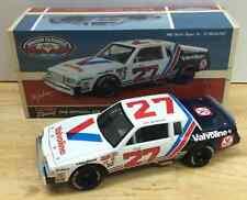 NASCAR CALE YARBOROUGH # 27 VALVOLINE 1982 BUICK 1/24 DIECAST CAR