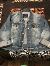 Maurices Plus Size 1 Jean Jacket