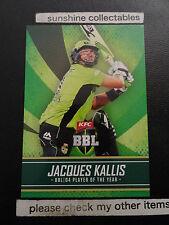 2015/16 TAP N PLAY CRICKET CA MEDAL WINNERS MW-05 JACQUES KALLIS BBL