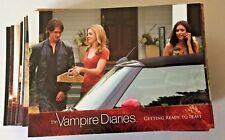2011 Cryptozoic Vampire Diaries Season 2 Base Trading Card set 1-69