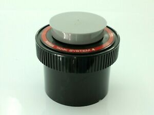 Paterson System 4 Developing Tank 35mm & 126 films 290ml (#10)