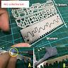 Drill Scribe Line Templates Ruler Details Craft Tools AJ0091 Alexen Model